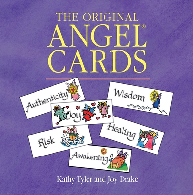 Original Angel Cards: Inspirational Messages and Meditations Cover Image