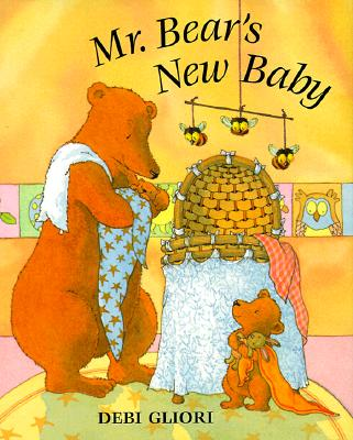Mr. Bear's New Baby Cover