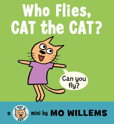 Who Flies, Cat the Cat? Cover Image