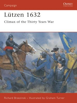 Lützen 1632 Cover