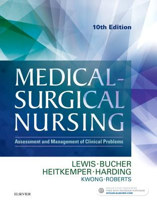 Medical-Surgical Nursing: Assessment and Management of Clinical Problems, Single Volume Cover Image