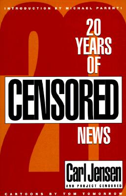 20 Years of Censored News Cover Image