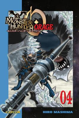 Monster Hunter Orage, Volume 4 Cover
