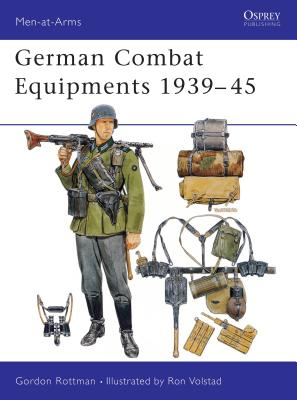 German Combat Equipments 1939-45 Cover