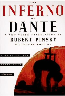 The Inferno of Dante: A New Verse Translation, Bilingual Edition Cover Image