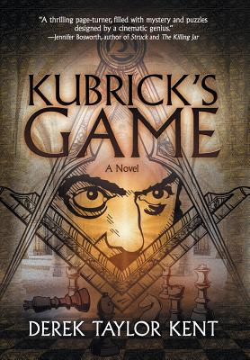 Kubrick's Game: Puzzle-Thriller for Film Geeks Cover Image
