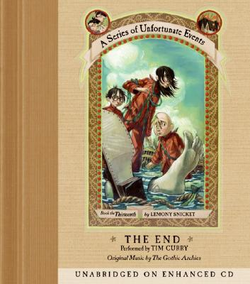A Series of Unfortunate Events #13 CD: The End Cover Image