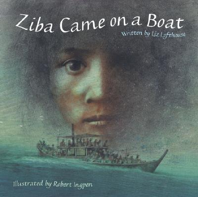 Ziba Came on a Boat Cover