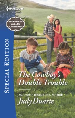 The Cowboy's Double Trouble Cover