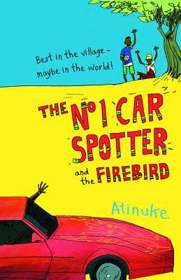 The No 1 Car Spotter and the Firebird Cover