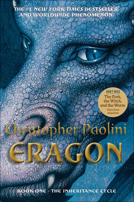 Eragon: Inheritance Book 1 (Inheritance Cycle (PB) #1) Cover Image