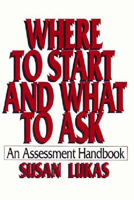 Where to Start and What to Ask: An Assessment Handbook Cover Image