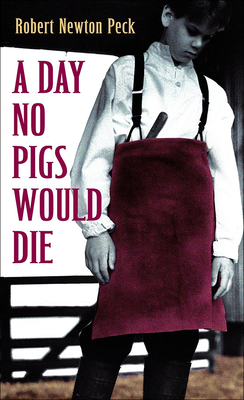 Cover for A Day No Pigs Would Die (Laurel-Leaf Books)