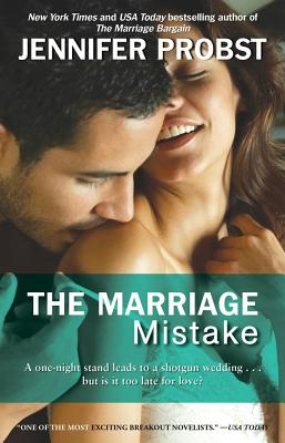 The Marriage Mistake Cover