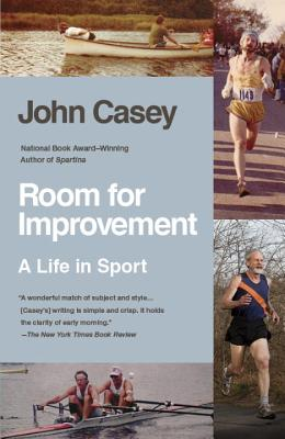 Room for Improvement: A Life in Sport Cover Image