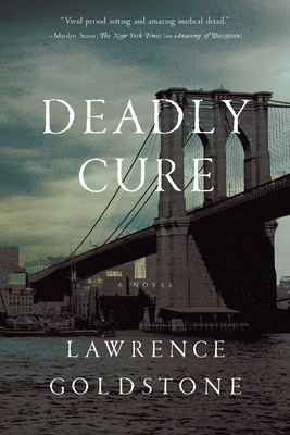 Cover for Deadly Cure