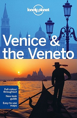 Lonely Planet Venice & the Veneto Cover Image
