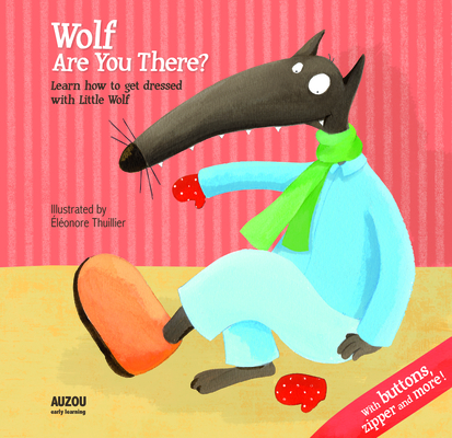 Wolf, Are You There? Cover