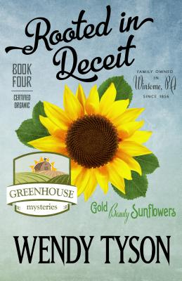 Cover for Rooted in Deceit (Greenhouse Mystery #4)