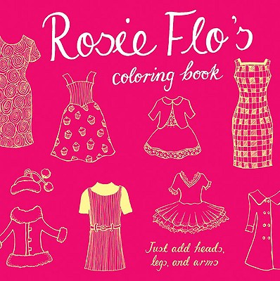 Cover for Rosie Flo's Coloring Book