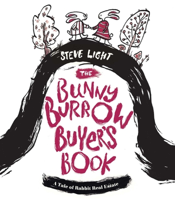 The Bunny Burrow Buyer's Book Cover