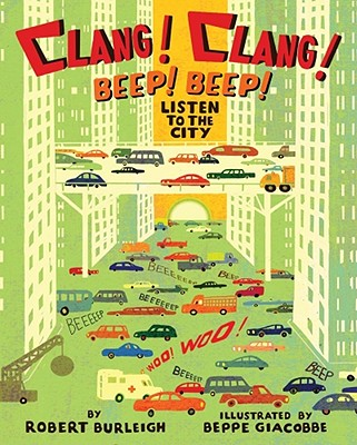 Clang! Clang! Beep! Beep! Cover