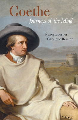 Goethe: Journeys of the Mind (Armchair Traveller) Cover Image