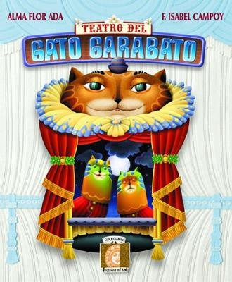 Teatro del Gato Garabato: Rat-A-Tat Cat Cover Image