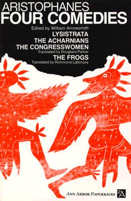 Four Comedies (Ann Arbor Paperbacks) Cover Image