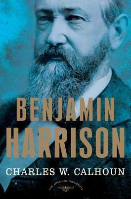 Benjamin Harrison Cover