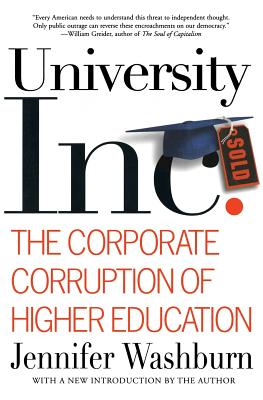 University Inc. Cover