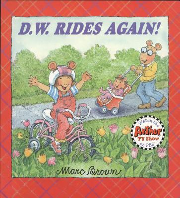 D.W. Rides Again Cover Image