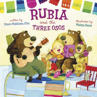 Rubia and the Three Osos Cover
