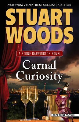 Carnal Curiosity (Stone Barrington Novels) Cover Image