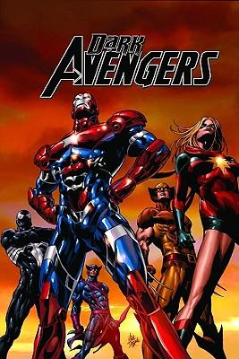 Dark Avengers - Volume 1 Cover