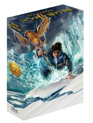 The Heroes of Olympus - Book Two Cover