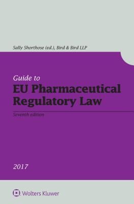 Guide to EU Pharmaceutical Regulatory Law Cover Image