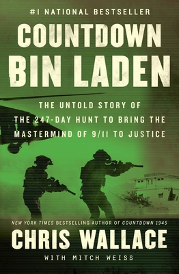 Countdown bin Laden: The Untold Story of the 247-Day Hunt to Bring the Mastermind of 9/11 to Justice Cover Image