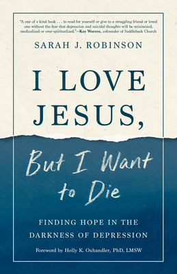 Cover for I Love Jesus, But I Want to Die