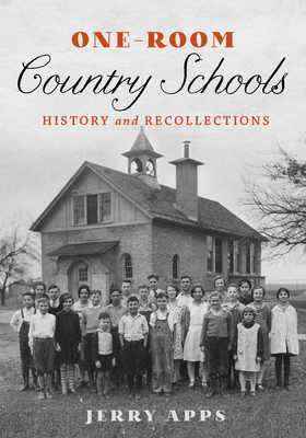 One-Room Country Schools Cover