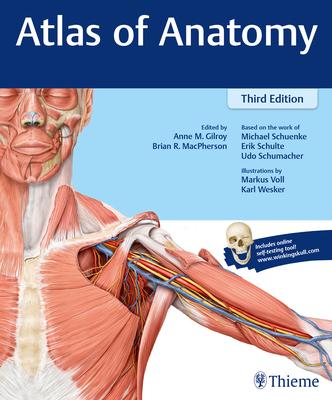 Atlas of Anatomy Cover Image