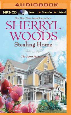 Stealing Home (Sweet Magnolias Novels #1) Cover Image