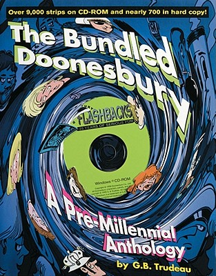 The Bundled Doonesbury With Cd-Rom Cover