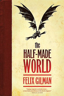 The Half-Made World Cover