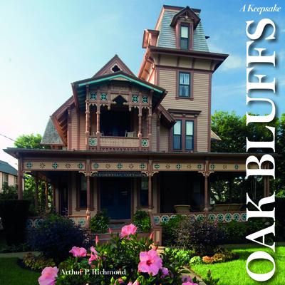 Oak Bluffs on the Vineyard: A Keepsake Cover Image
