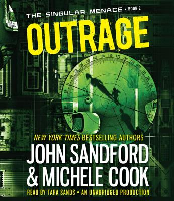 Outrage (The Singular Menace, 2) Cover Image