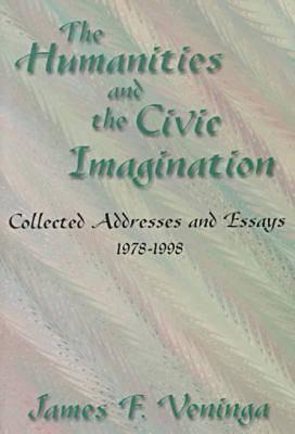 Cover for The  Humanities and the Civic Imagination