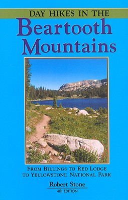 Day Hikes in the Beartooth Mountains, 4th Cover