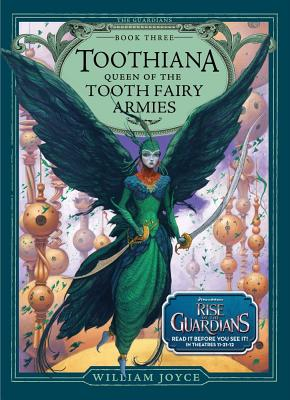 Toothiana, Queen of the Tooth Fairy Armies Cover