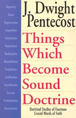 Cover for Things Which Become Sound Doctrine